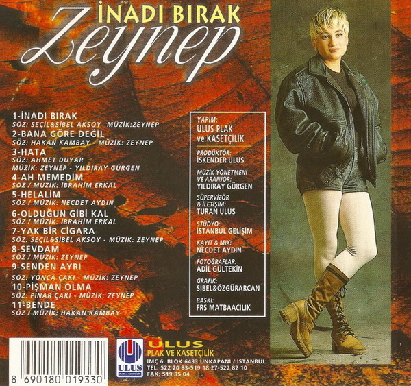 necdet kaya albümü