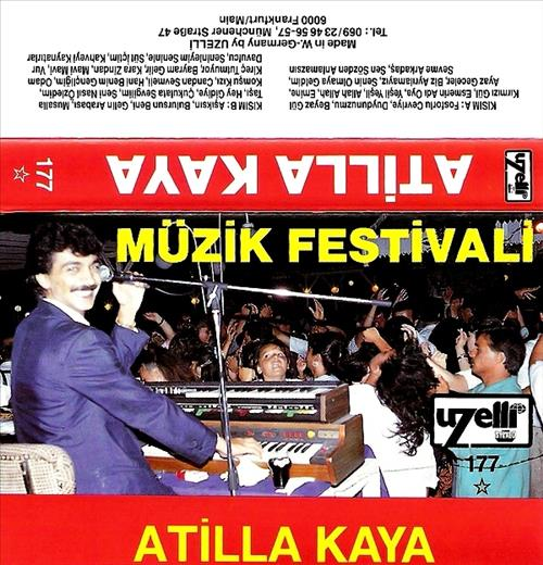 Atilla Kaya - 1989