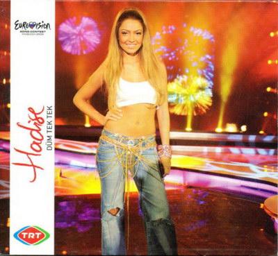 Hadise dum tek (eurovision) i̇ndir müzik video klip wmv v9.