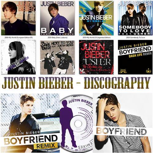 wiki justin bieber discography